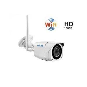 Εξωτερική Κάμερα Ασύρματη WiFi 2MP SM-Q4B-20S